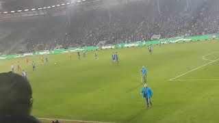 Scheiß Union Beim Spiel 1. FC Magdeburg Vs FC Heidenheim