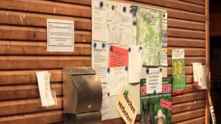 preview picture of video 'Lehrgangsstall des AZL ( Ausbildungszentrum Luhmühlen )'