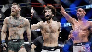 Конор несколько раз отказался от боя, Забит может возглавить турнир UFC, Фергюсон о титульном бое