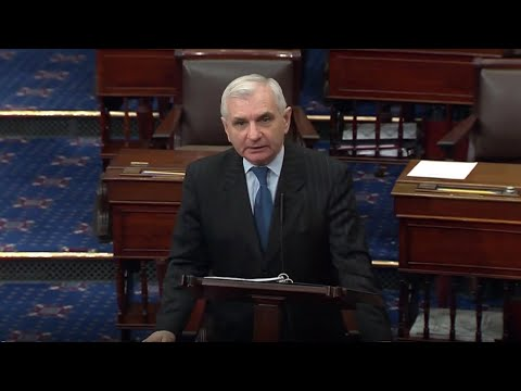 Reed Discusses Current Tensions with Iran on Senate Floor