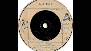 Paul Jones - Pretty Vacant (Sex Pistols Cover)