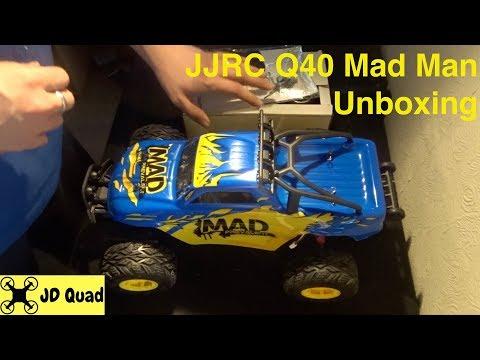 JJRC Q40 Unboxing - Courtesy of Banggood