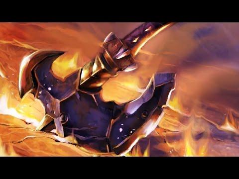 The Story of Fiery War Axe