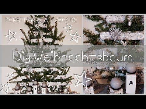 Diy Weihnachtsbaum   Weihnachtsdeko   Bastelanleitung   Dekoidee   Weihnachten   Tannenbaum