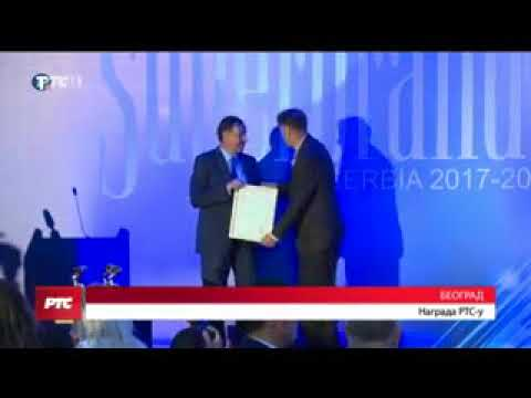 Serbia TV Coverage 1 2018