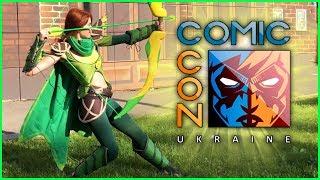 Comic Con Ukraine: COSPLAY SHOW!