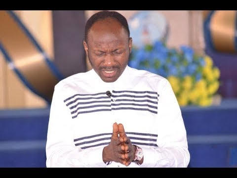 40 days Fasting and Prayer, day 11 live With Apostle Johnson   Suleman