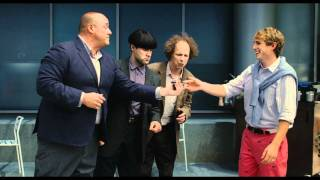 The Three Stooges (2012) Video