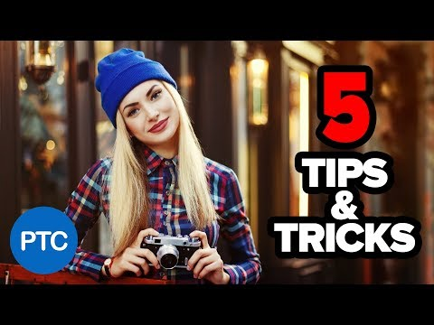 5 MUST-KNOW Photoshop Retouching Tips and Tricks for Photographers – Photoshop Tutorial