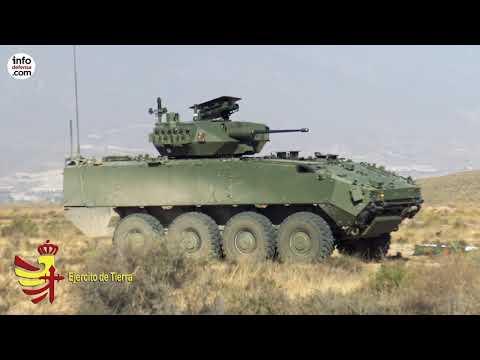 Conozca todos los detalles del programa del VCR 8x8 Dragón, el más ambicioso del Ejército de Tierra