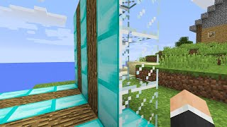 So I Secretly Used A CAMO BLOCK MOD In Minecraft Hide & Seek...