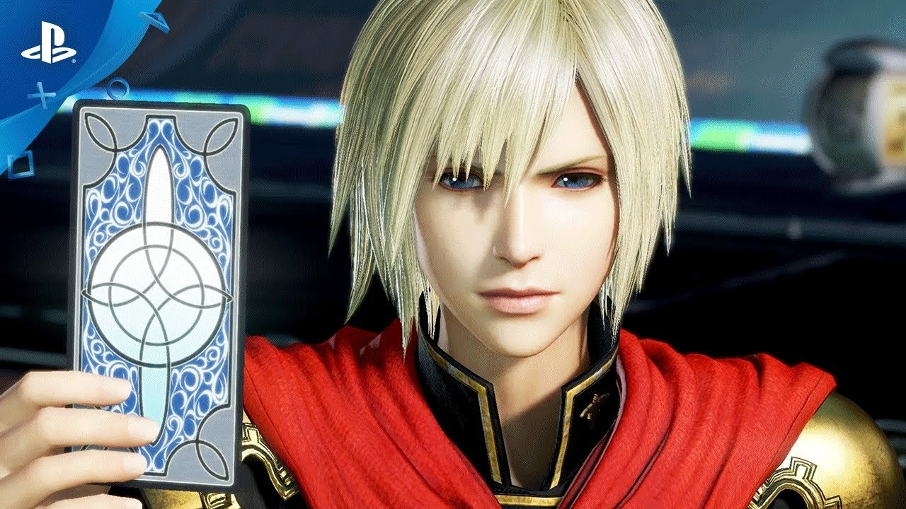 Dissidia Final Fantasy NT Out Today