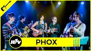 Phox - Not for all the love | Live @ JBTV