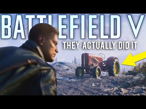 Battlefield 5 They actually did it... ( Firestorm Teaser + More! )