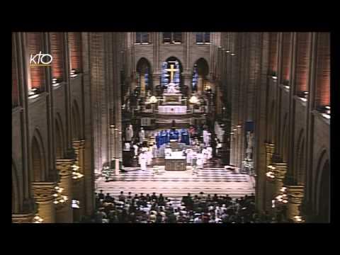 Messe de la Solennité de l'Assomption