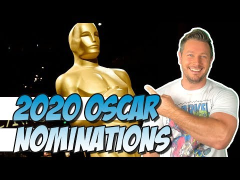2020 Oscar Nominations | My Thoughts