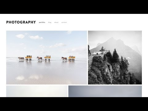 mp4 Photography Portfolio Template, download Photography Portfolio Template video klip Photography Portfolio Template