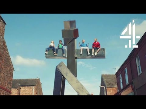 Channel 4 Commercial (2018) (Television Commercial)