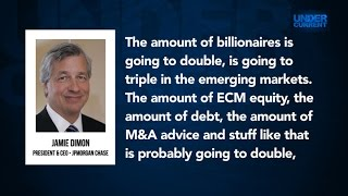 JPMorgan CEO: Don't Worry, There Will Be Many More Billionaires