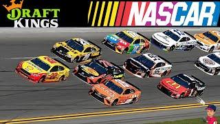 Draftkings NASCAR DFS Strategy + Q&A | Geico 500 | Talladega