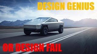 Tesla Cybertruck Design Genius or Design Fail? Exploring the Function behind the Design