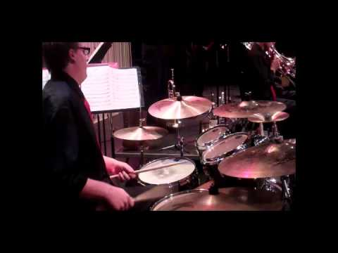 A video of me playing with my old college jazz ensemble.
