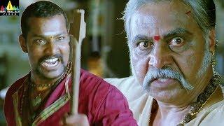 Maryada Ramanna Movie Scenes | Nagineedu and Baahubali Prabhakar Action | Sri Balaji Video