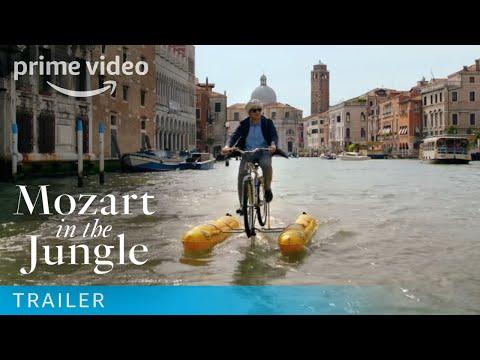 Video trailer för Mozart in the Jungle - Season 3 Trailer   Prime Video