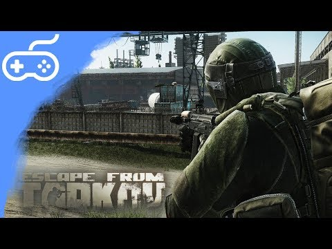 VYBOMBENÍ! - Escape From Tarkov w/ TEJR