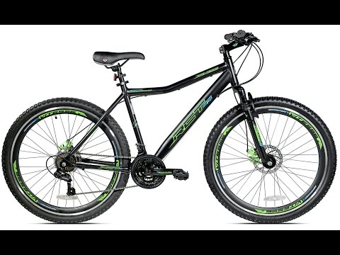 Mountain Bike Review – The 27.5″ Men's Genesis RCT Bike by Kent International – VLOG 16