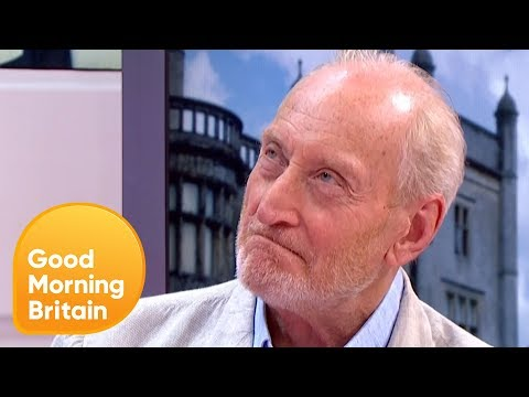 [Spoilers] Charles Dance (Tywin) Gives His Opinion on the Game of Thrones Finale