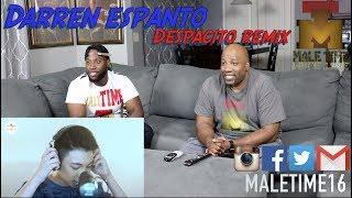 Despacito Remix Feat Justin Bieber  Luis Fonsi & Daddy Yankee Cover By Darren Espanto Reaction
