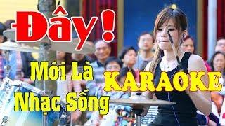 karaoke-nhac-song-ha-tay-remix-2018-lk-nhac-song-thon-que-bolero-remix-hay-nhat-trong-hieu