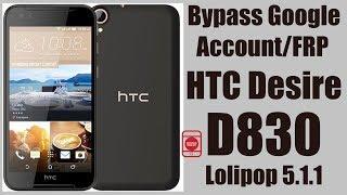 HTC Desire 830 Hard reset ,pattern unlock or google unlock