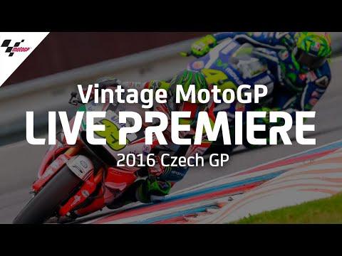 MotoGP 2016年に行われたMotoGP チェコGP レースフル動画