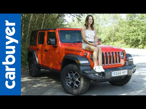 Jeep Wrangler 4-door 2020 in-depth review - Carbuyer