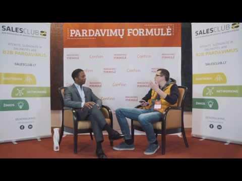 INTERVIU SU MARCUS EAST: Apie skaitmeninę rinkodarą ir ateitį