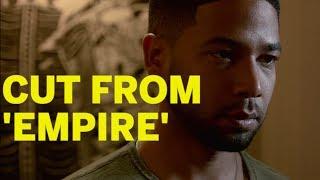 Smollett Cut From 'Empire'