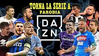 Pronti Per La Serie A ⚽ [ Parodia Alessandra Amoroso   La Stessa]