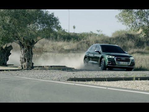 Audi  SQ5 Паркетник класса J - рекламное видео 2