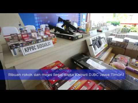 Peresmian Re-desain KPPBC TMP Tanjung Perak dan Konferensi Pers Kanwil Jatim I