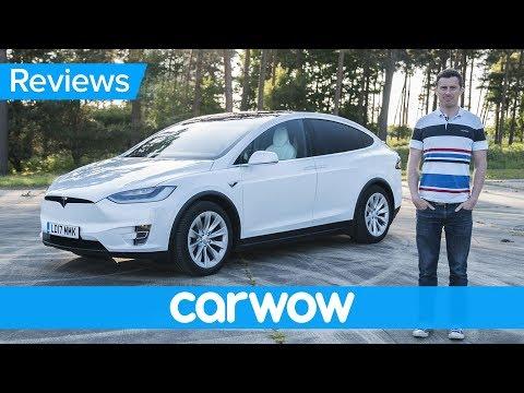 Tesla Model X 2018 electric SUV review | Mat Watson Review