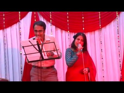 Gunji Si Hai Saari Fiza - At a pre-wedding Sangeet, Mumbai