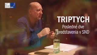 Posledné dve predstavenia opery TRIPTYCH!