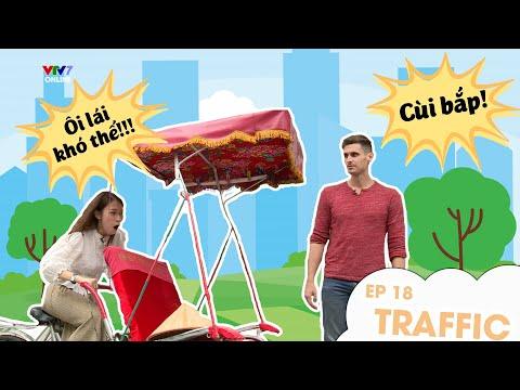 Follow Us mùa 4 - Số 18 | Traffic. - Khánh Vy và Dustin trên những SIÊU PHƯƠNG TIỆN giao thông