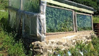 Как сделать теплицу - огород, дача