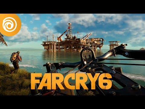 Aperçu Officiel du Jeu de Far Cry 6