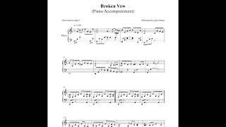 Broken Vow (Piano Accompaniment)   Lara Fabian