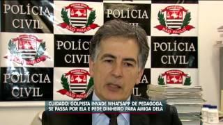 Participação do Advogado Dr. Jonatas Lucena no Balanço Geral