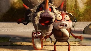 LARVA - INTO THE FUTURE   Cartoon Movie   Videos For Kids   Larva Cartoon   LARVA Official